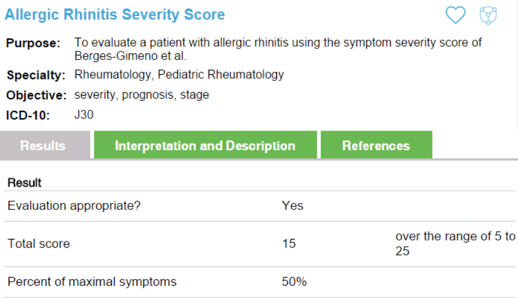 allergic-rhinitis-severity-score