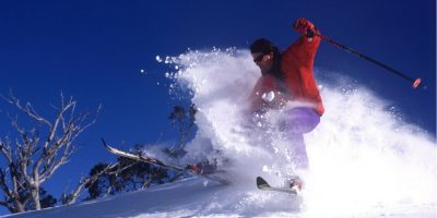Common skiing and snowboarding injuries